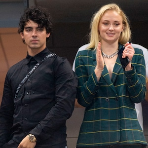 Joe Jonas, Sophie Turner, US Open