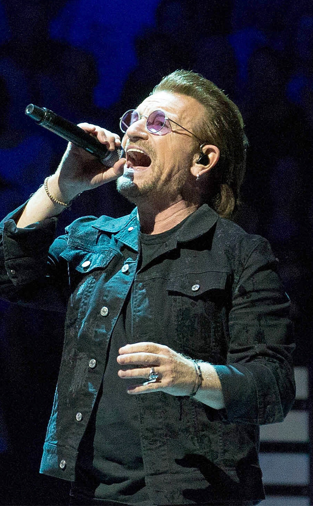 Bono Loses His Voice During U2 Concert in Berlin and Ends Show Early | E! News
