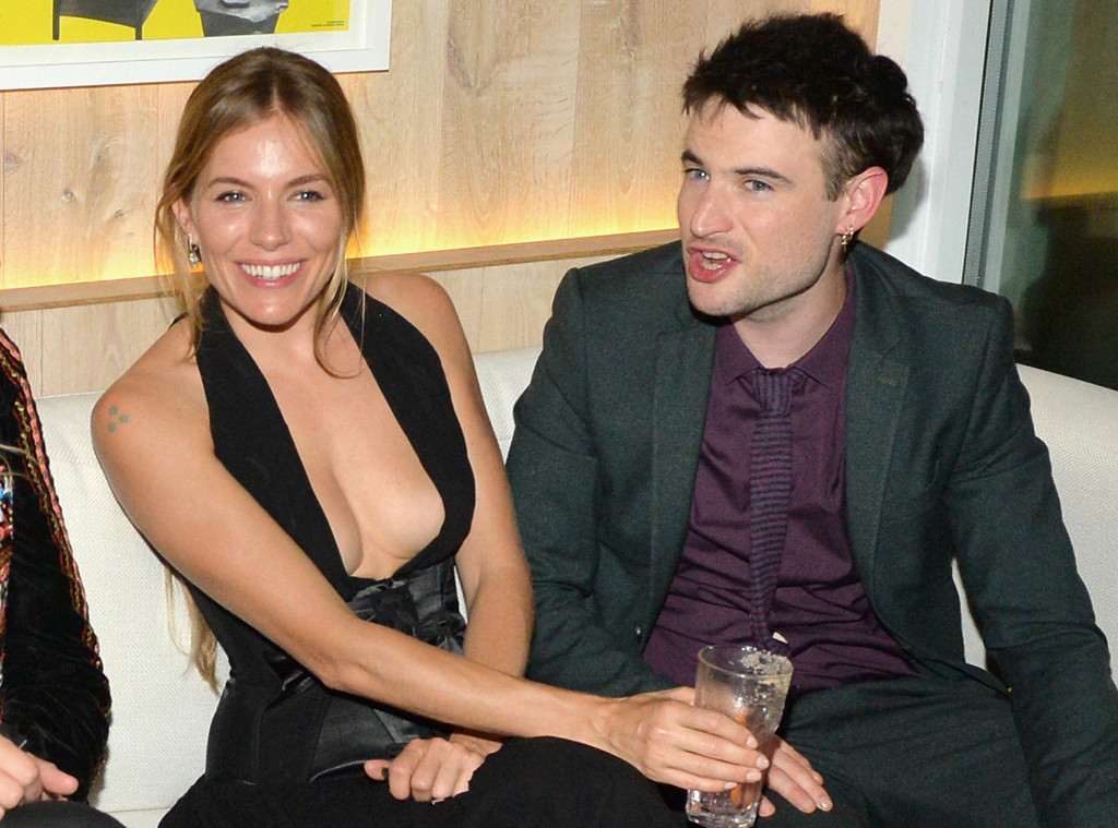 Sienna Miller, Tom Sturridge, Toronto International Film Festival, TIFF