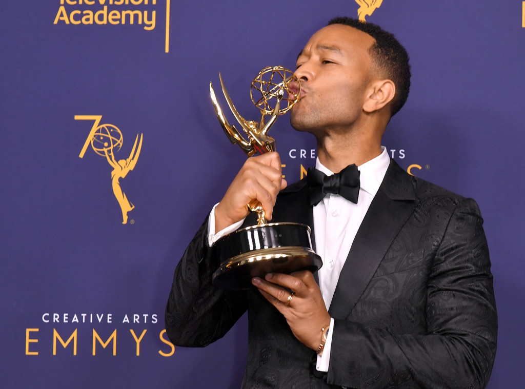 Creative Arts Emmys, John Legend