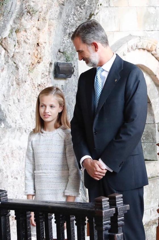 Reina Letizia, princesa sofia, rey felipe, infanta sofia