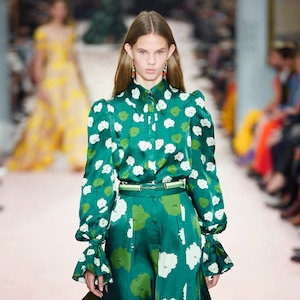 ESC: NYFW Best Looks, Carolina Herrera