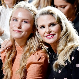 ESC: NYFW Front Row, Alice Eve, Sailor Brinkley Cook and Christie Brinkley