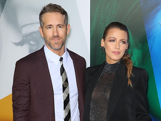 Blake Lively Isn't Afraid to Pick Ryan Reynolds' Nose for His Birthday