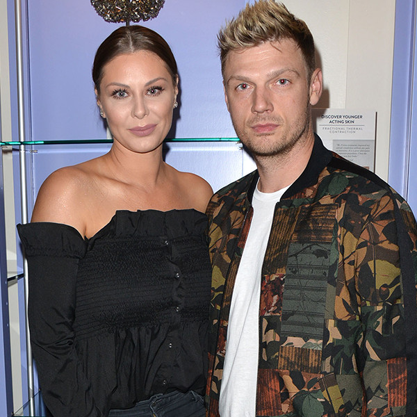 Nick Carter, Lauren Kitt