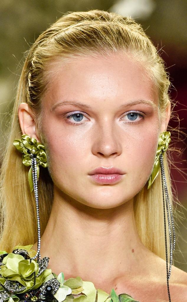 293566a95591f Carolina Herrera from Best Beauty at New York Fashion Week Spring 2019 | E!  News