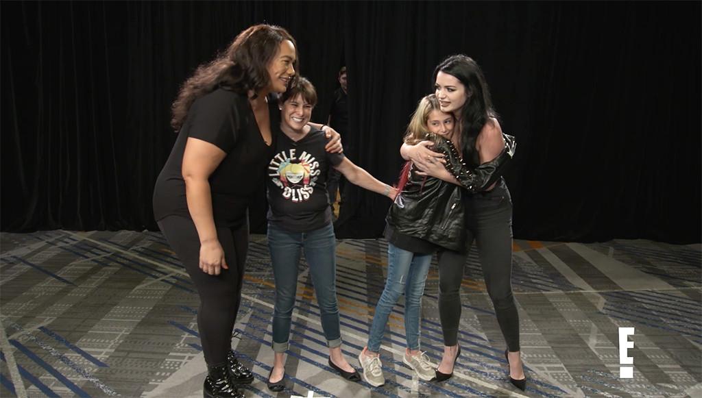 Paige, Nia Jax, Total Divas
