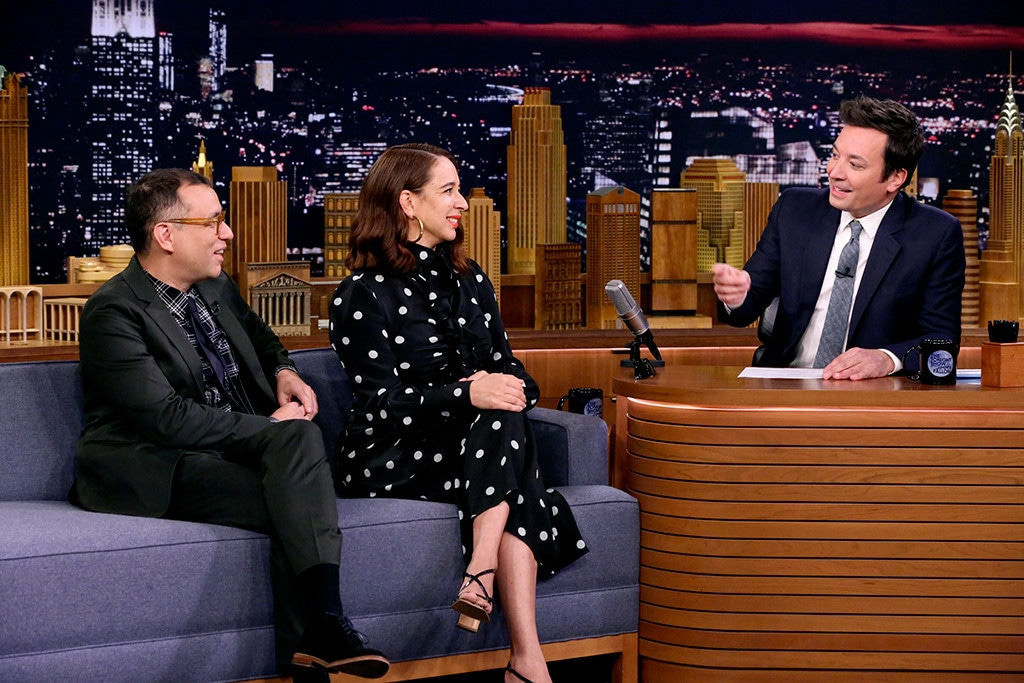 Fred Armisen, Maya Rudolph, The Tonight Show Starring Jimmy Fallon