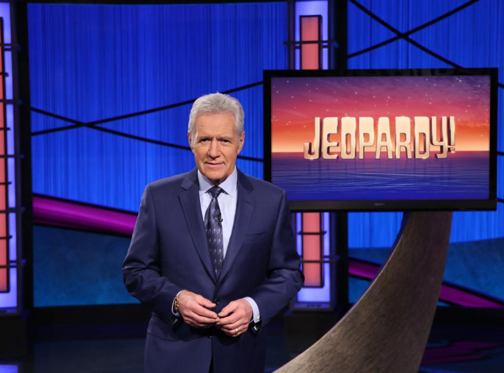 Jeopardy, Alex Trebek