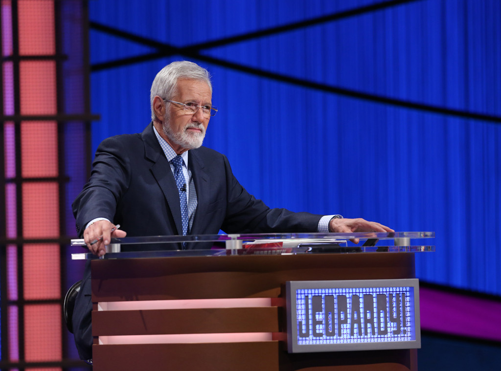 Alex Trebek, Jeopardy