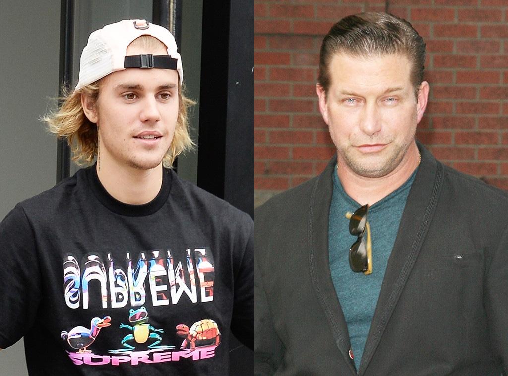 Justin Bieber, Stephen Baldwin
