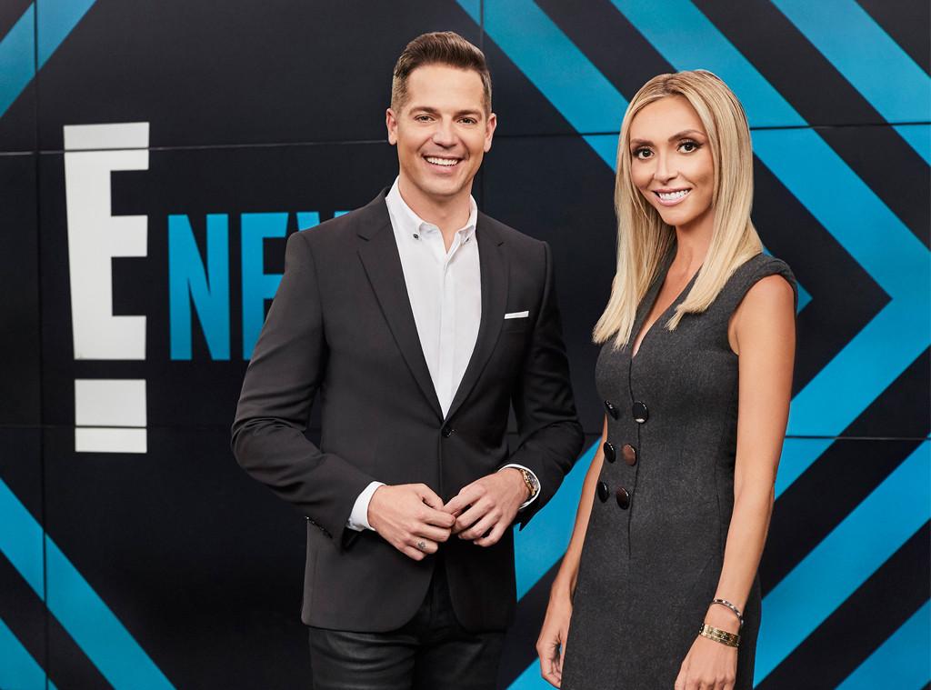 E! News, Jason Kennedy, Giuliana Rancic