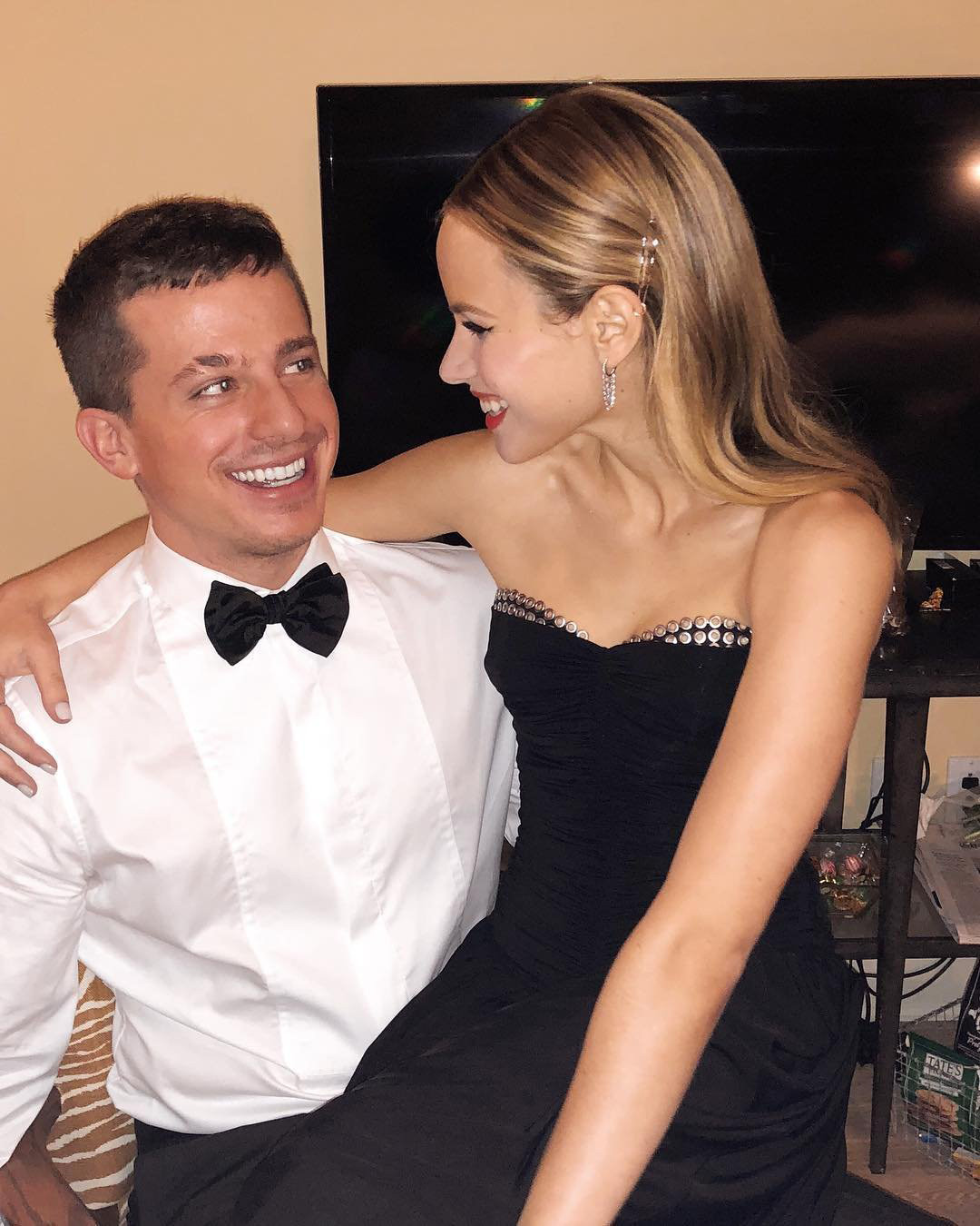 Charlie Puth And Halston Sage Fuel Romance Rumors E News