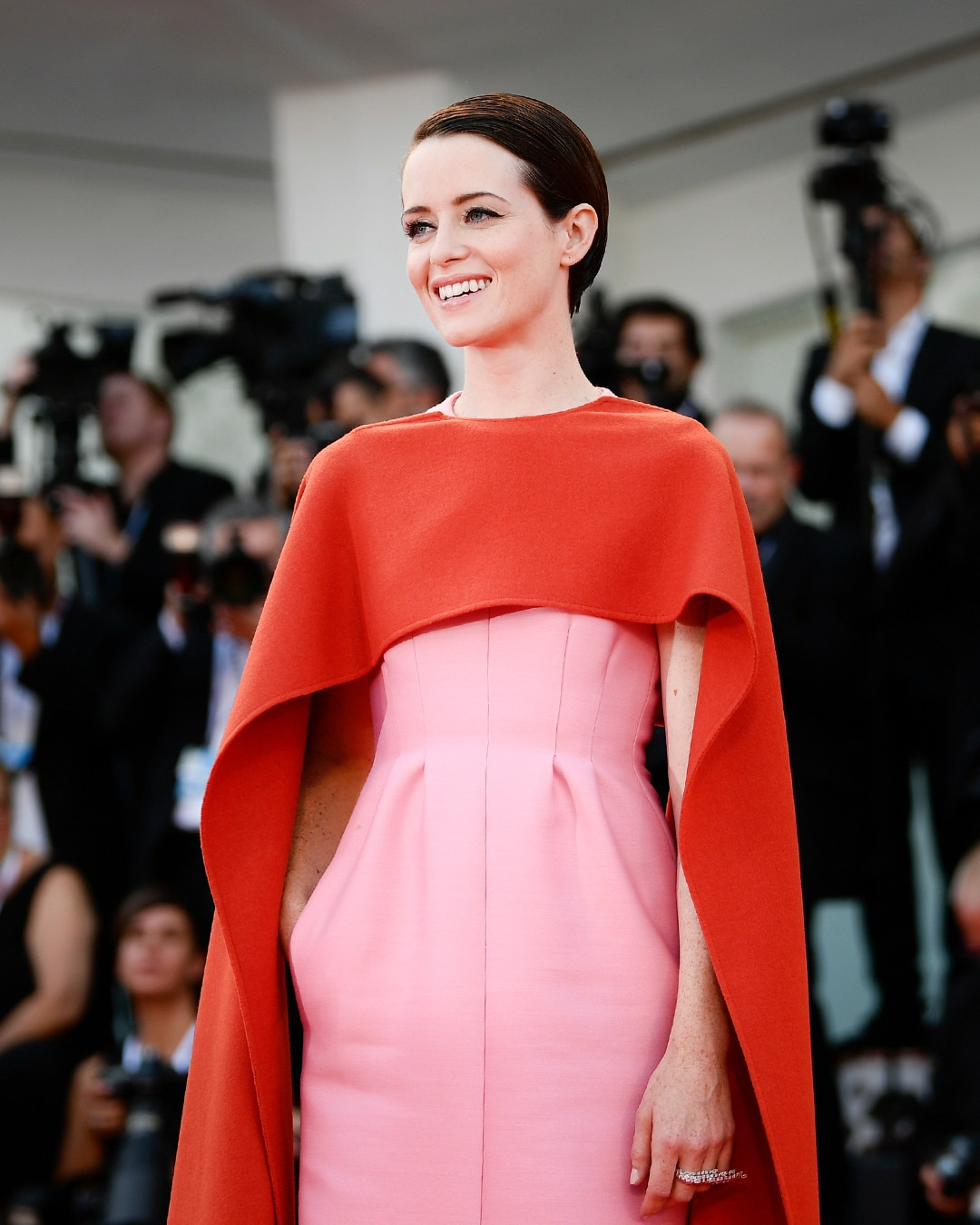 Watch Claire Foy video