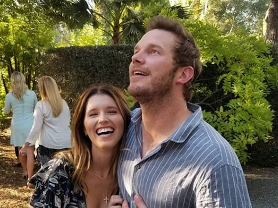 Chris Pratt's Birthday Tribute to Katherine Schwarzenegger Is So Romantic