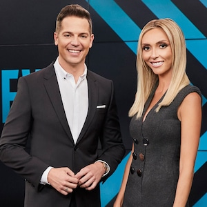 E! News, Jason Kennedy, Giuliana Rancic