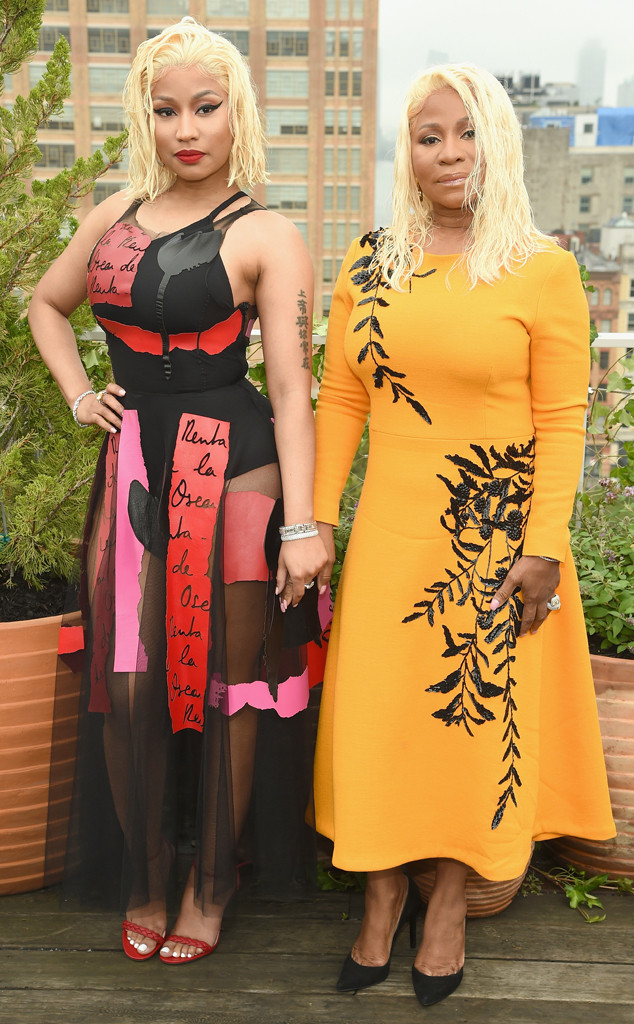 Carol Maraj, Nicki Minaj, Mother