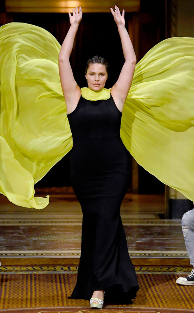 ESC: NYFW Most Empowering Moments, Christian Siriano