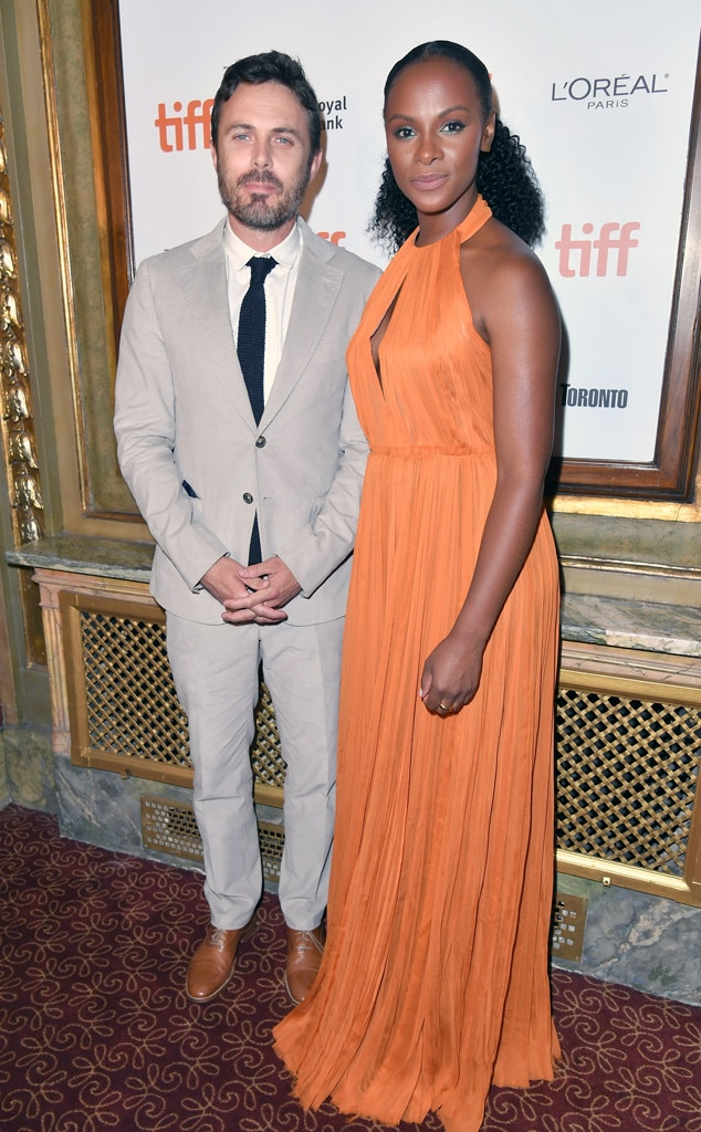 Casey Affleck, Tika Sumpter, 2018 Toronto Film Festival, TIFF