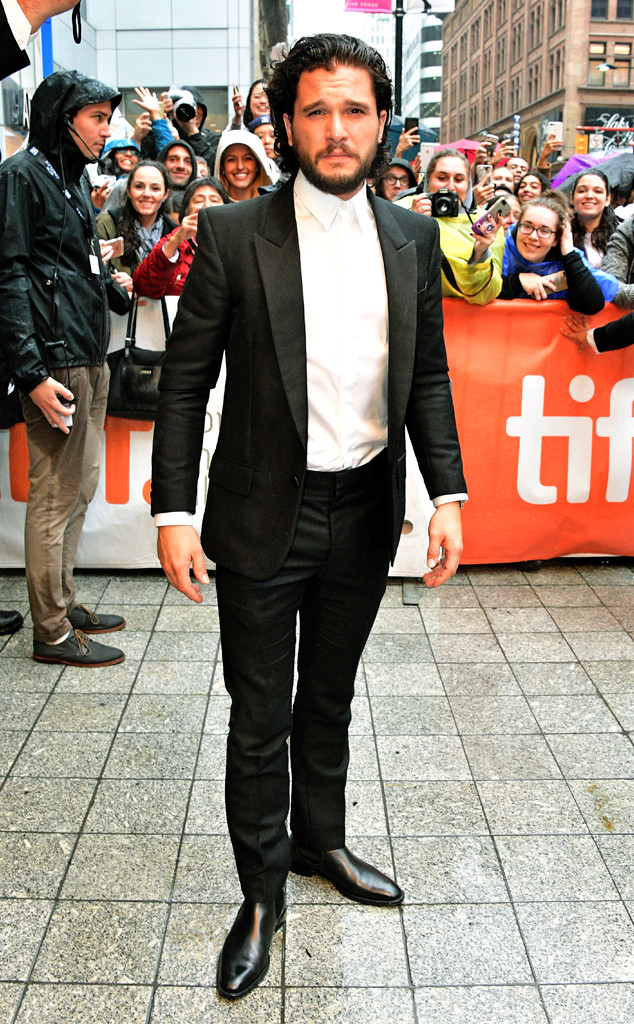 Kit Harington, 2018 Toronto Film Festival, TIFF