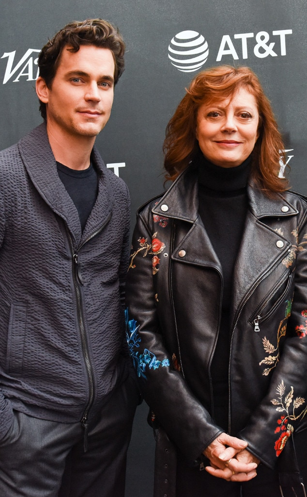 Matt Bomer, Susan Sarandon, 2018 Toronto Film Festival, TIFF