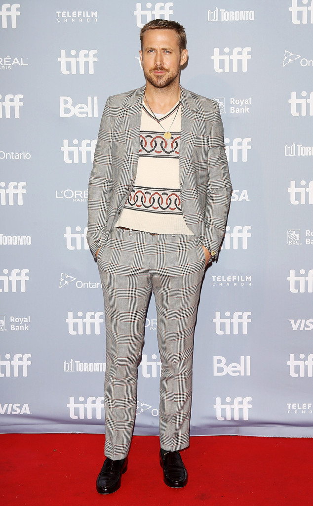 Ryan Gosling, 2018 Toronto Film Festival, TIFF