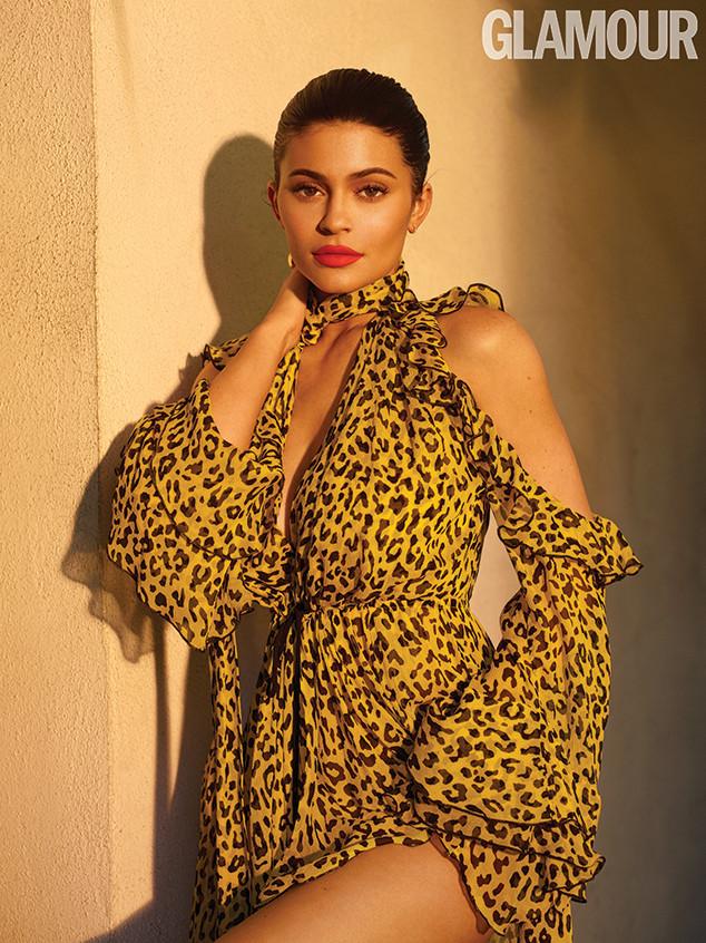 Kylie Jenner, Glamour U.K.