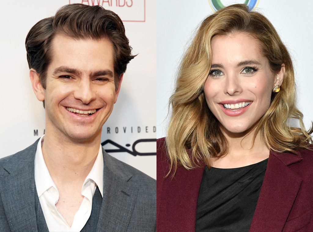 Andrew Garfield Is Dating Susie Abromeit From Jessica Jones