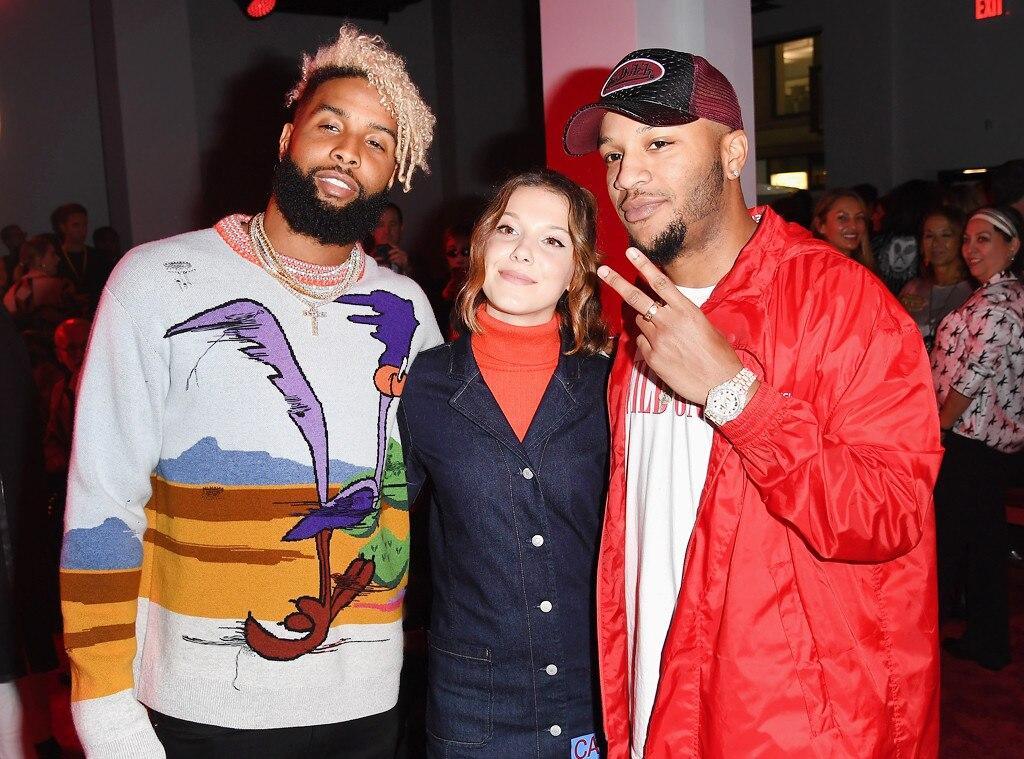 ESC: NYFW Front Row, Calvin Klein