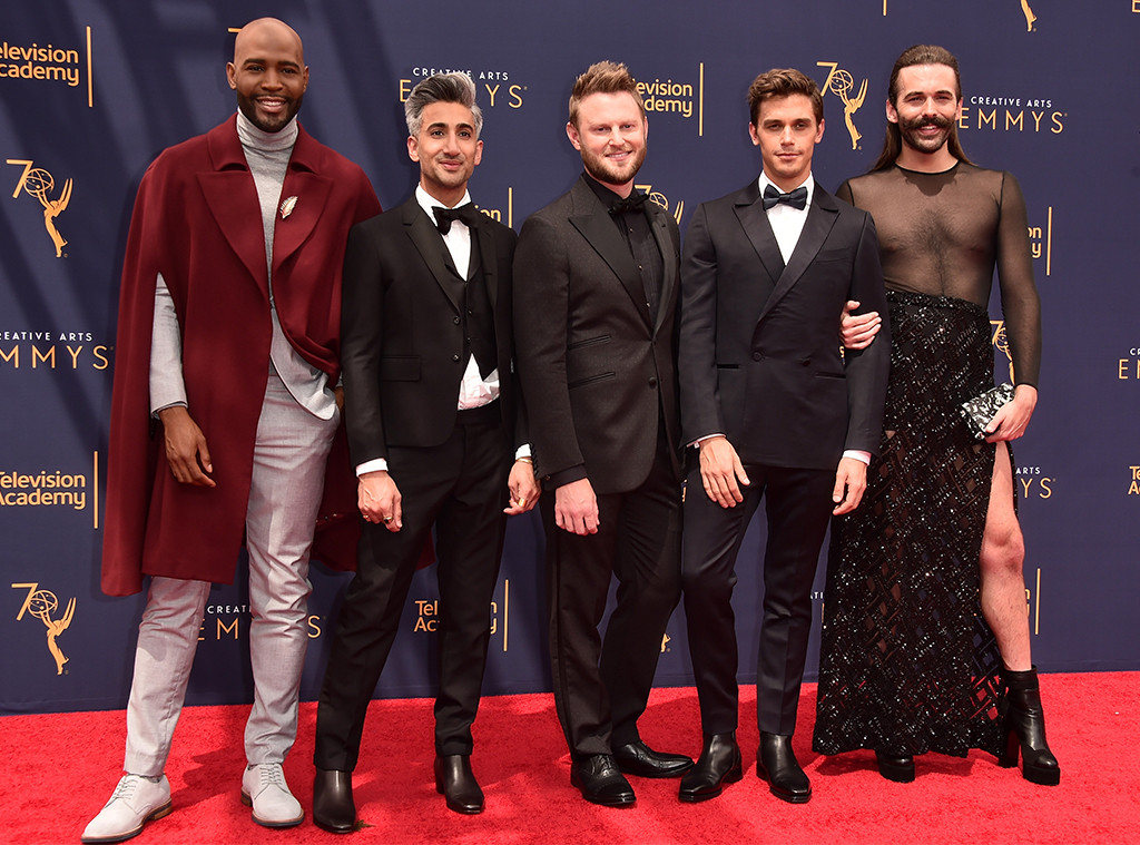 Queer Eye Cast And More Stars To Present At The 2018 Emmys E News