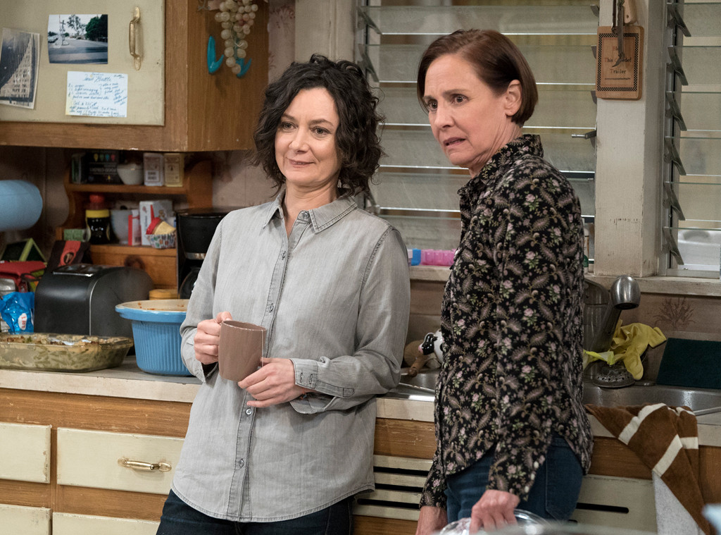 The Conners, Roseanne