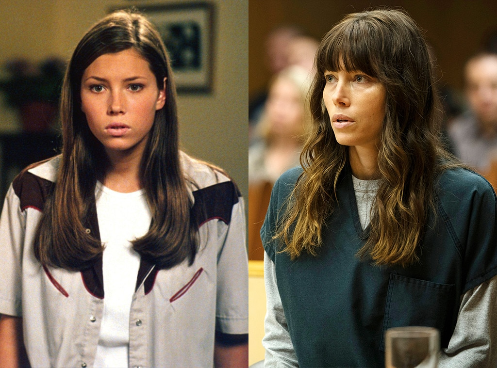 Jessica Biel, 7th Heaven, The Sinner, Emmy Child Stars