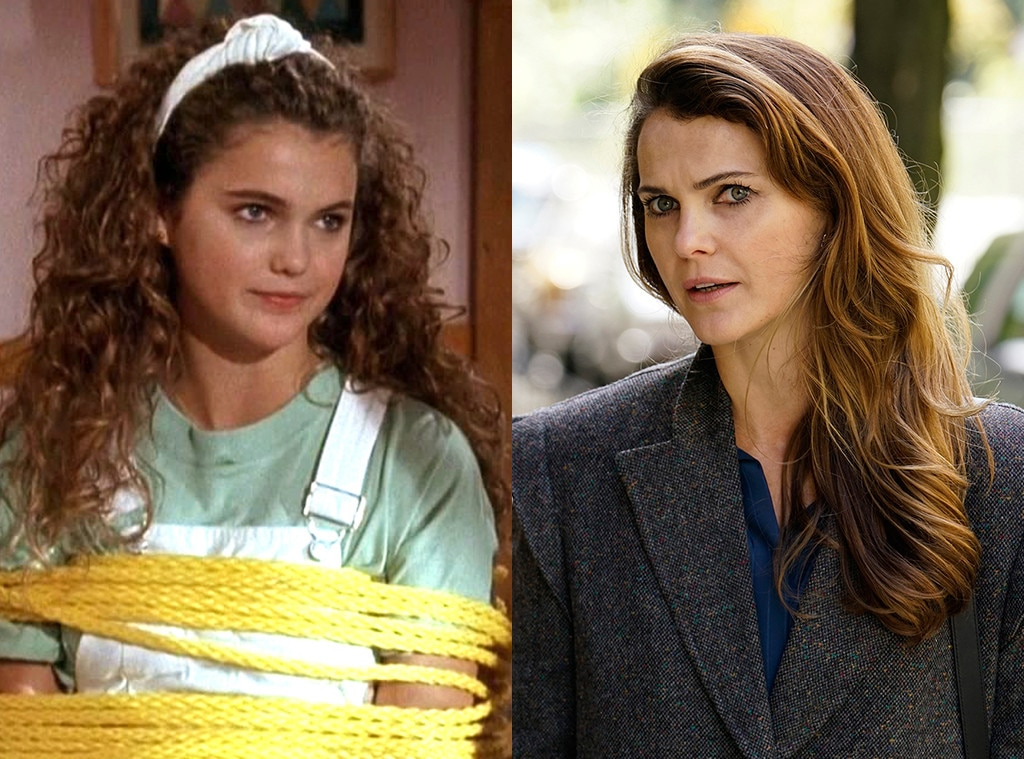 Keri Russell, Honey I Blew Up the Kid, The Americans, Emmy Child Stars