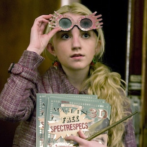 Evanna Lynch, Harry Potter and the Half-Blood Prince