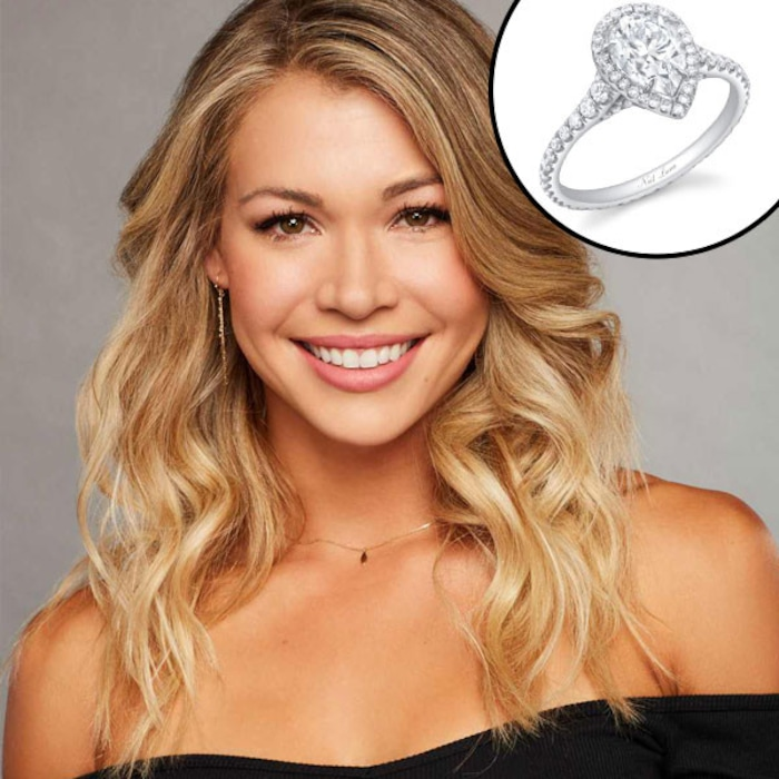 7f2fb3ded See Every Detail of Krystal Nielson and Jenna Cooper's Bachelor in Paradise  Engagement Rings | E! News