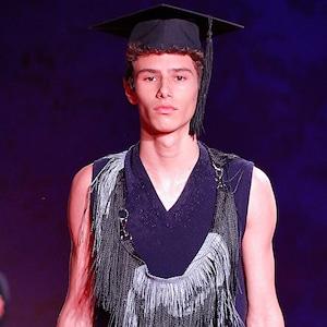 Ellery Walker Harper, NYFW, Calvin Klein Model