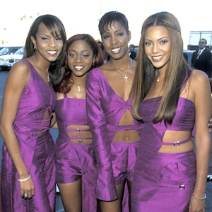 Destiny's Child, LeToya Luckett, LaTavia Robertson, Kelly Rowland, Beyonce Knowles