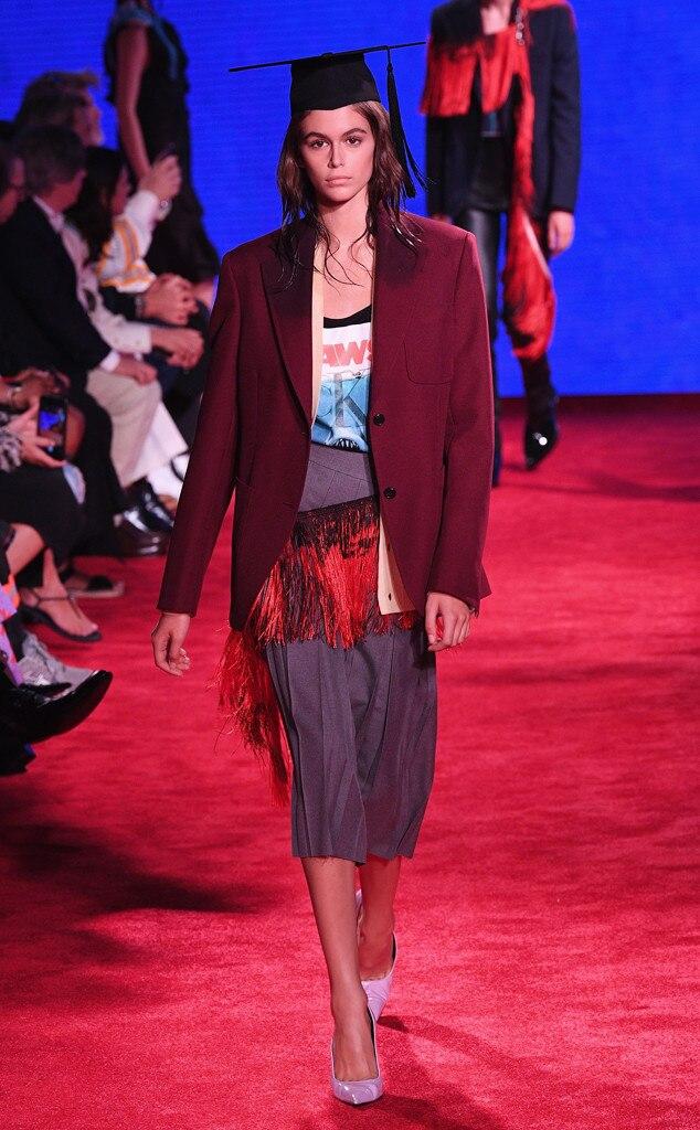 ESC: NYFW Best Looks, Calvin Klein