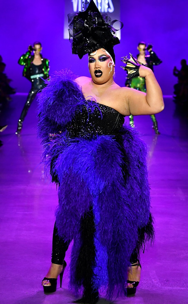 Disney Villians x The Blonds - Patrick Starr  is the most glamorous Ursula we've ever seen.
