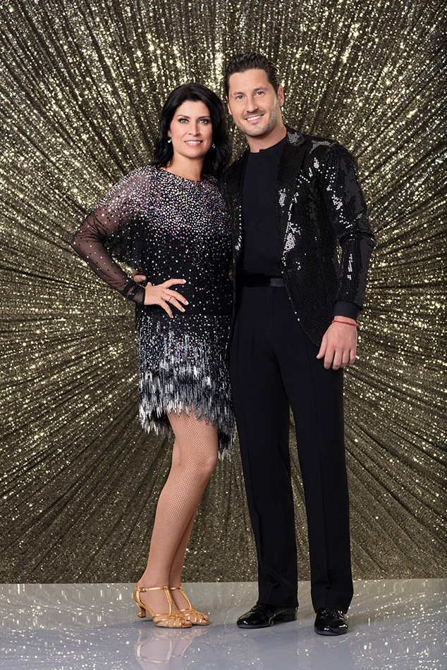 """ELIMINATED: Nancy McKeon - The Facts of Life  star  Nancy McKeon  went home third. Along with partner  Val Chmerkovskiy , the two's final dance was to """"Love Someone"""" by  Lukas Graham ."""