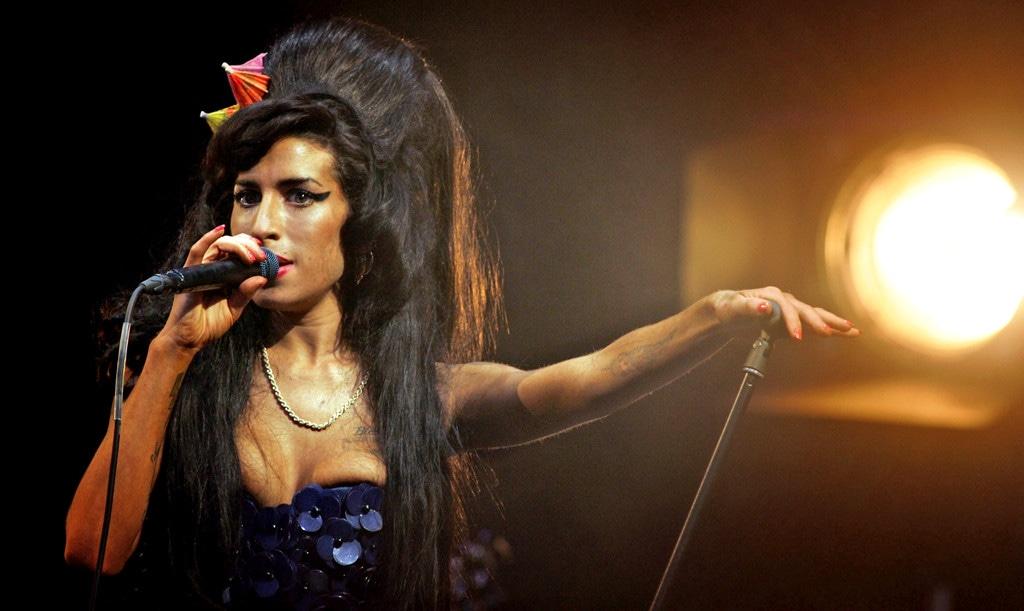 Amy Winehouse, 2008 Glastonbury