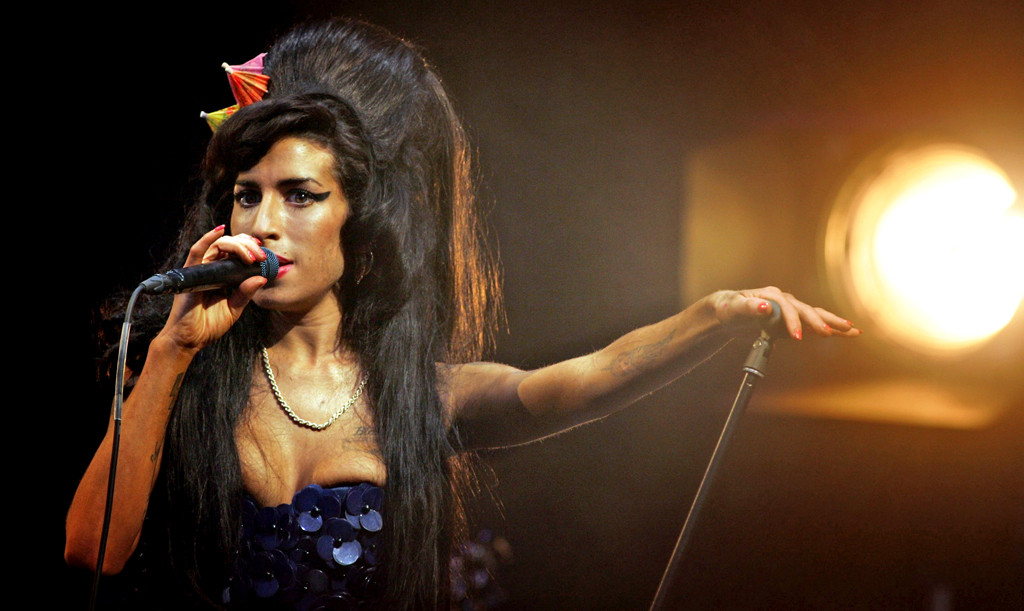 Amy Winehouse, 2008 Glastonbury