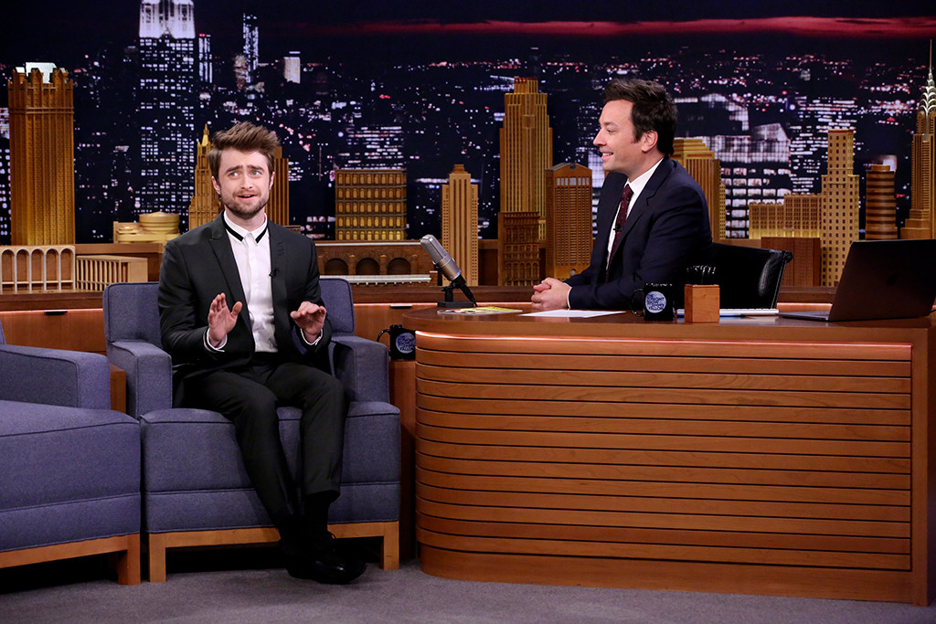 Daniel Radcliffe Tv Show With Dog