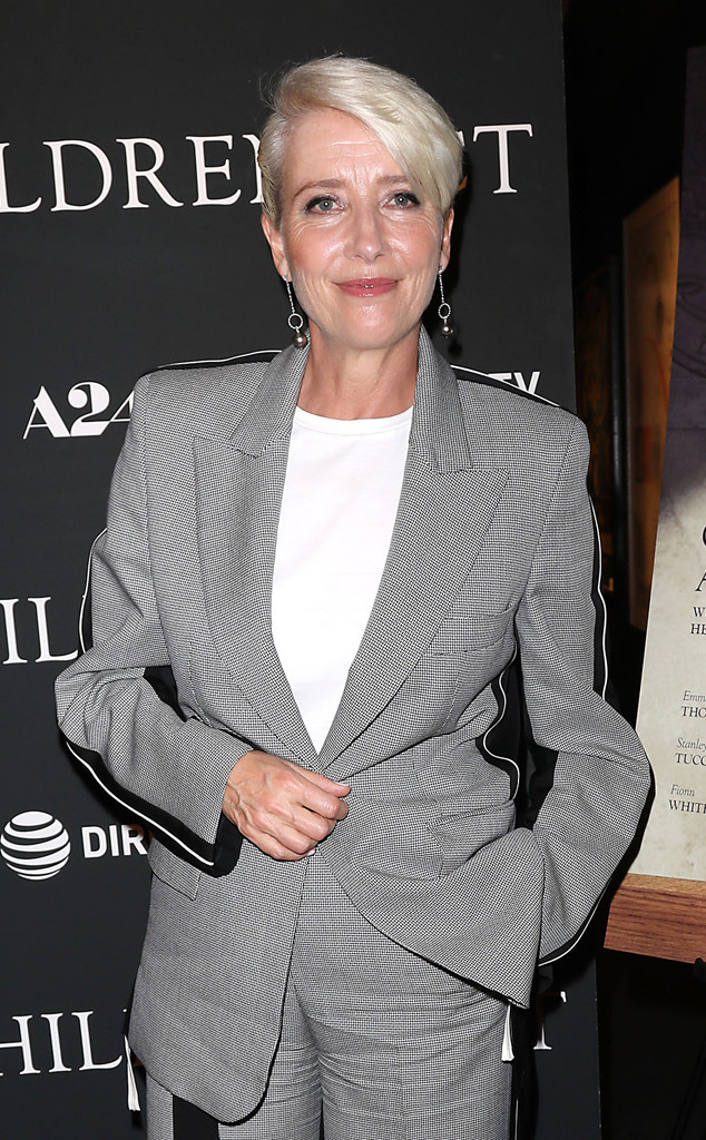 Emma Thompson Drops Truth Bombs on Relationships, Romance