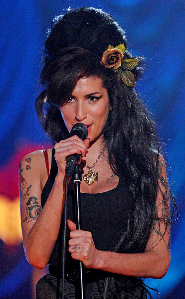 Amy Winehouse, 2008 Grammys Video