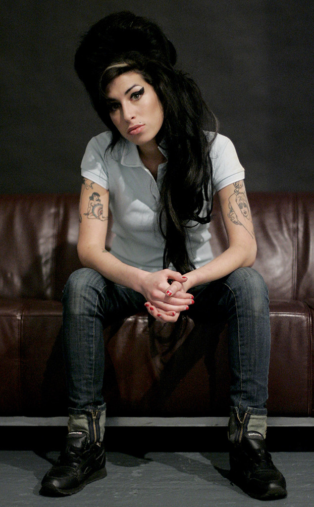 Amy Winehouse, 2007 Portrait