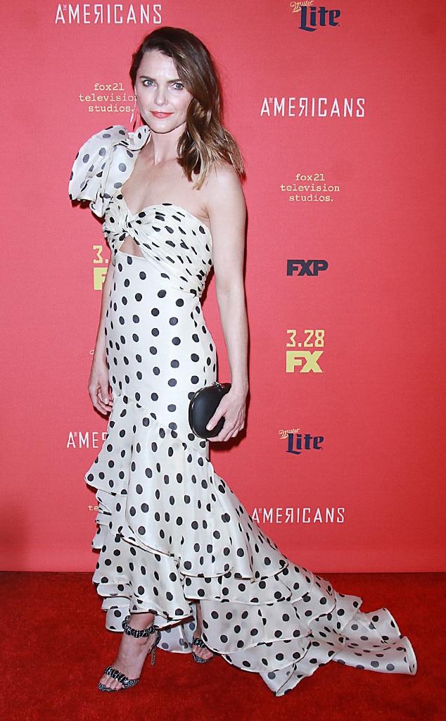 ESC: Best Dressed, Keri Russell
