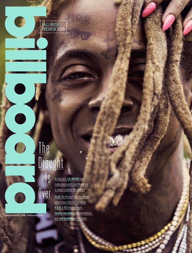 Lil Wayne, Billboard
