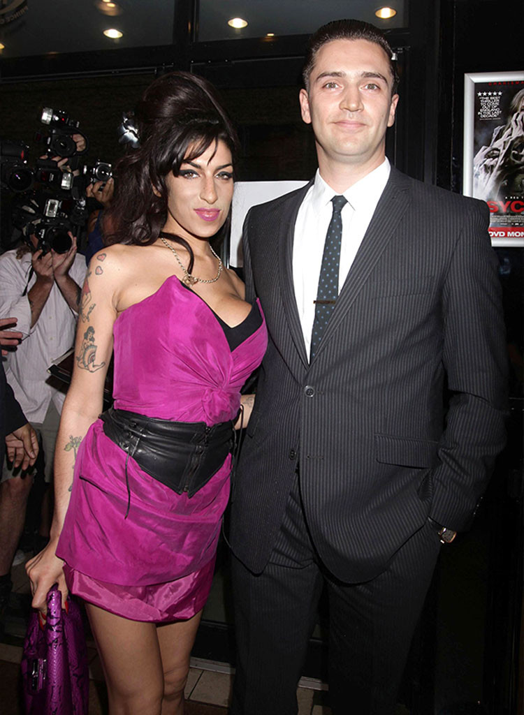 Reg Traviss, Amy Winehouse