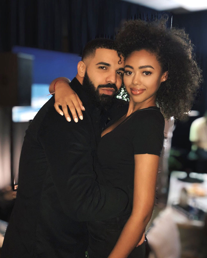 Drake, Bella Harris